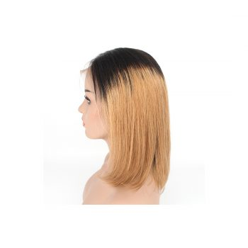 1bt27 straight ombre wig