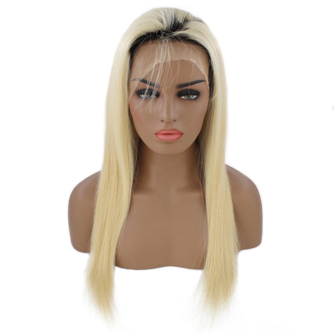1bt613 straight ombre full lace wig (1)