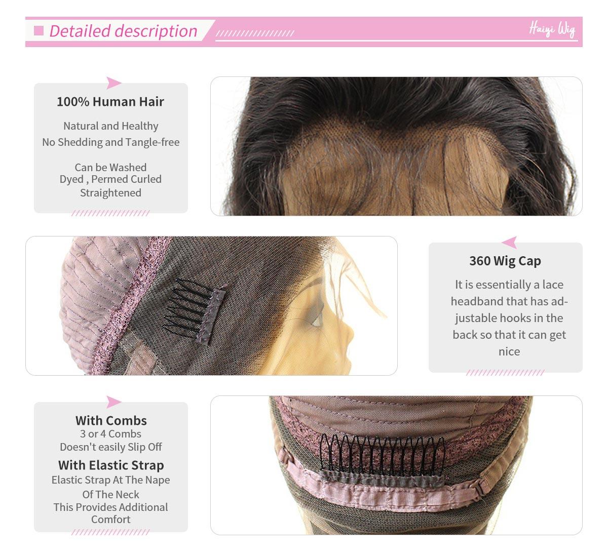 360 wig detailed haiyi