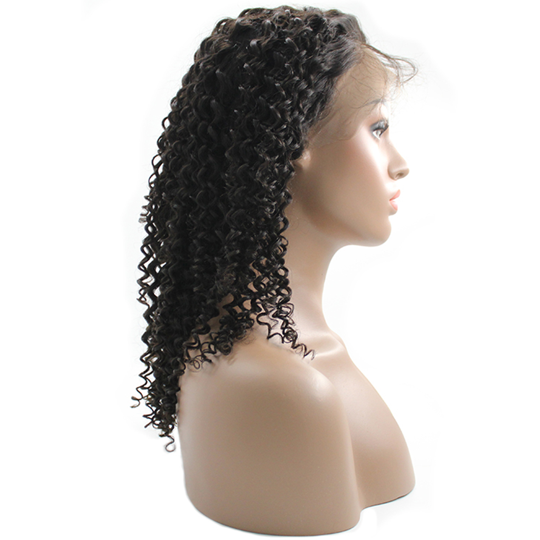 curly full lace wig 06