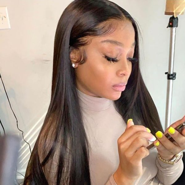 full lace wig straight hair 02