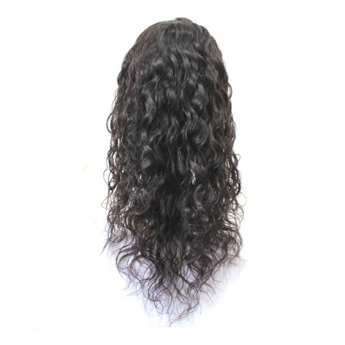 natural wave wig