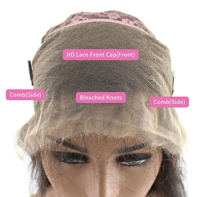 HD lace front wig 01-1